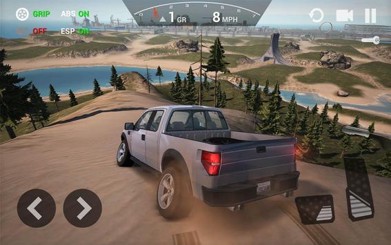 Ultimate Car Driving Simulator स्क्रीनशॉट 2