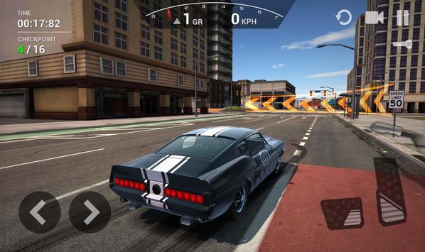 Ultimate Car Driving Simulator स्क्रीनशॉट 3