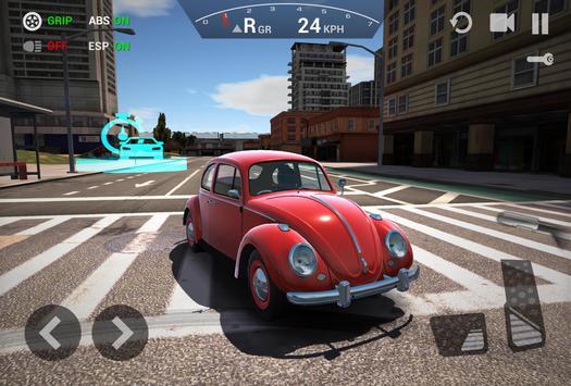 Ultimate Car Driving: Classics screenshot 1