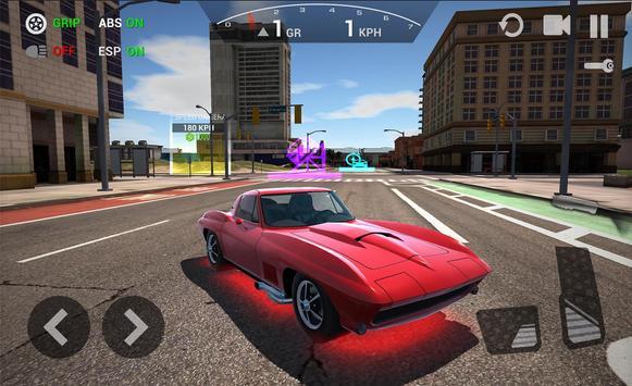 Ultimate Car Driving: Classics screenshot 4