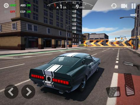 Ultimate Car Driving: Classics screenshot 9