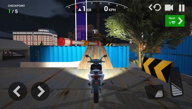 Ultimate Motorcycle Simulator captura de pantalla 6