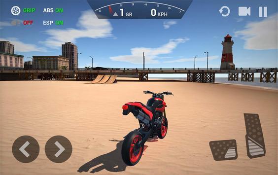 Ultimate Motorcycle Simulator captura de pantalla 7