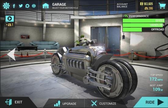Ultimate Motorcycle Simulator captura de pantalla 16