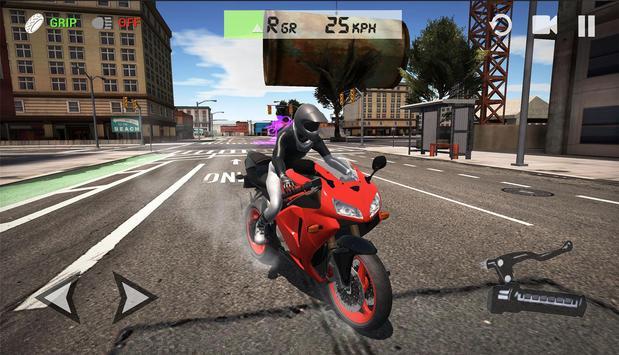Ultimate Motorcycle Simulator Poster