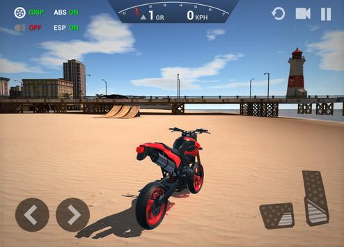 Ultimate Motorcycle Simulator captura de pantalla 14