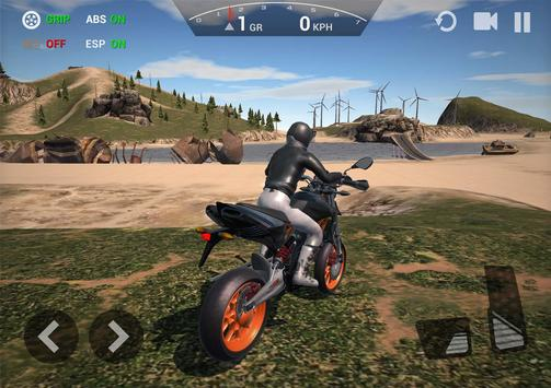 Ultimate Motorcycle Simulator captura de pantalla 3