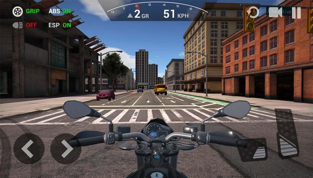 Ultimate Motorcycle Simulator captura de pantalla 5