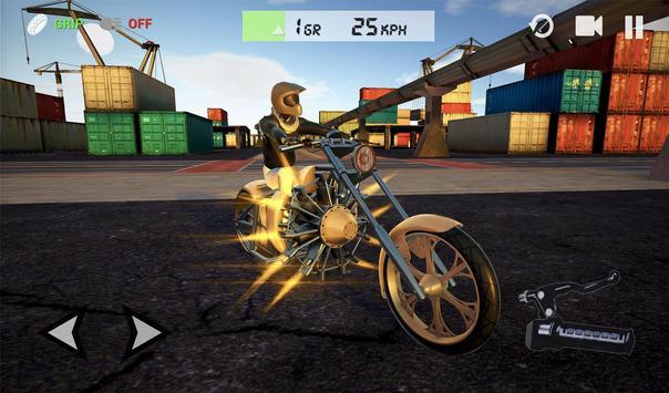 Ultimate Motorcycle Simulator captura de pantalla 2