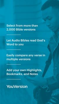 The Bible App Free + Audio, Offline, Daily Study0