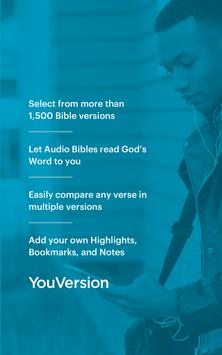 YouVersion Bible App + Audio, Daily Verse, Ad Free screenshot 10