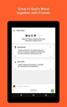 YouVersion Bible App + Audio & Daily Verse screenshot 14