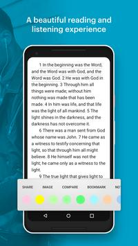 YouVersion Bible App + Audio, Daily Verse, Ad Free screenshot 1