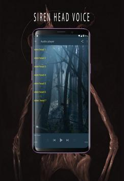 Siren Head Original Voice Prank screenshot 2