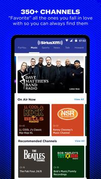 The SXM App – Try It Out poster