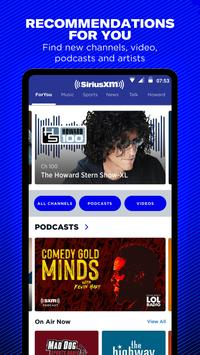 The SXM App – Try It Out screenshot 1