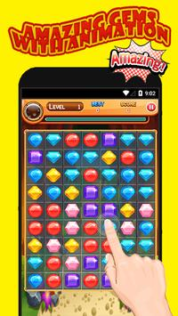 Jewels 3 Switch Gems screenshot 3