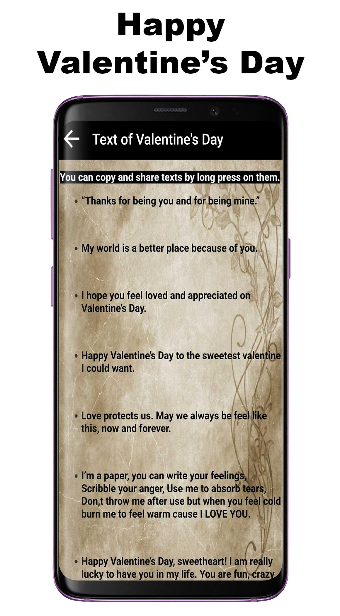 Valentines Day Quotes And Images Messenger For Android Apk