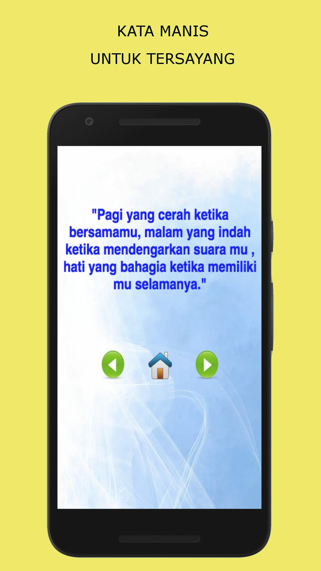 Kata Kata Manis For Android Apk Download