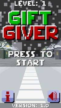 Gift Giver poster