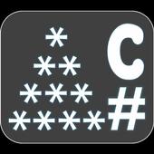 C# Pattern Programs Free icon