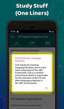 C# Pattern Programs Free screenshot 7
