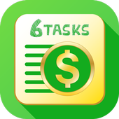 6Tasks - Earn Money icon