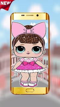 📱 Cute Lol Dolls Wallpaper For Sweet Girl 📱 screenshot 6