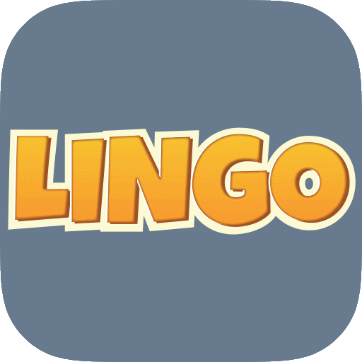 Lingo! The word game