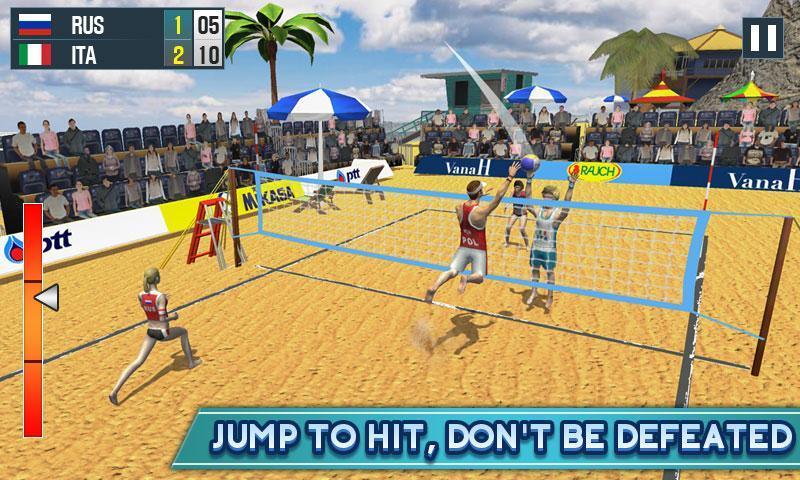 beach volleyball champions 3d beach sports pro for android apk download beach volleyball champions 3d beach