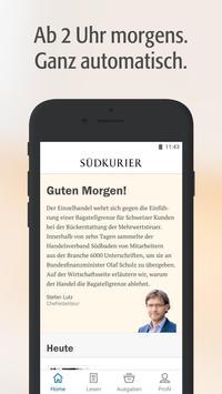 SÜDKURIER Digitale Zeitung screenshot 1