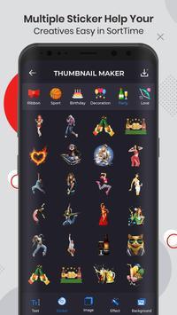 Ultimate Thumbnail Maker For Youtube: Banner Maker screenshot 4