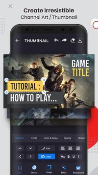 Ultimate Thumbnail Maker For Youtube: Banner Maker screenshot 1