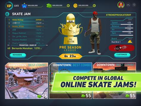 Tony Hawk's Skate Jam captura de pantalla 9
