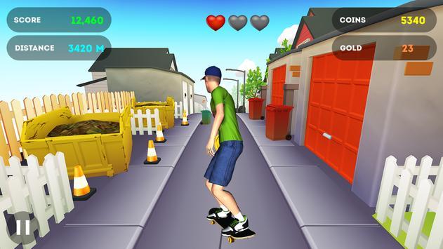 Skate Board - New screenshot 4
