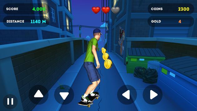 Skate Board - New screenshot 3