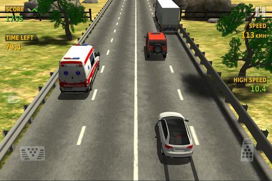 Traffic Racer скриншот 6