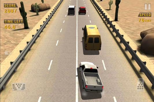 Traffic Racer скриншот 3