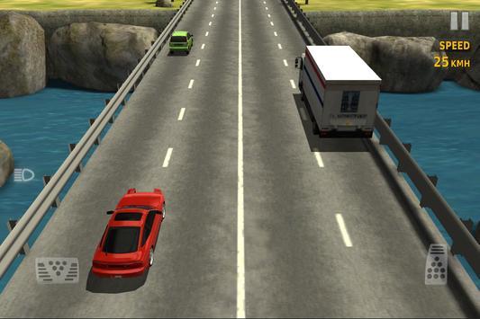 Traffic Racer Ekran Görüntüsü 7