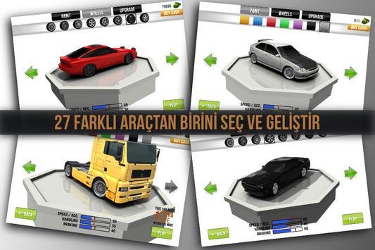 Traffic Racer Ekran Görüntüsü 3