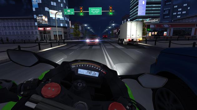 8 Schermata Traffic Rider