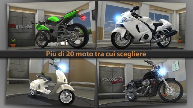 10 Schermata Traffic Rider