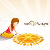 SankranthiRangoli & Wishes icon