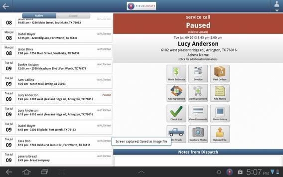 FieldLocate screenshot 3