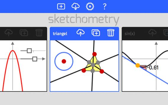 sketchometry screenshot 1