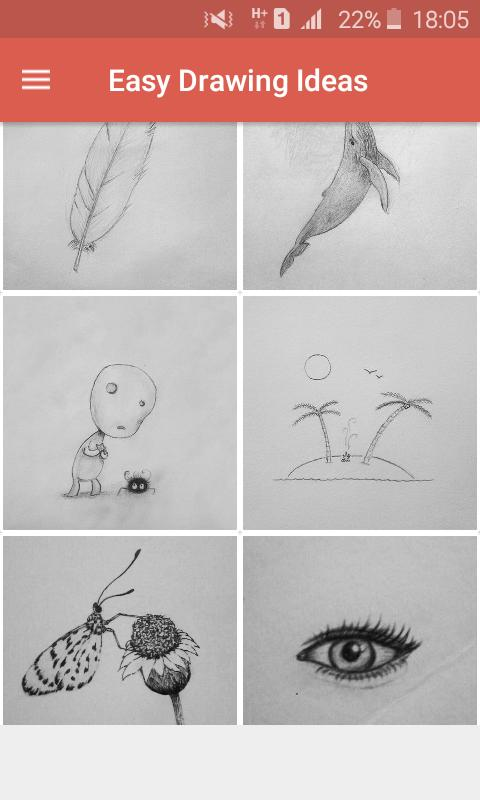 Easy Drawing Ideas For Android Apk Download