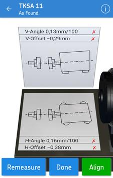 Shaft Alignment Tool TKSA 11 screenshot 3