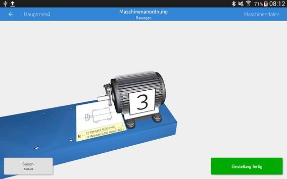 SKF Machine train alignment Screenshot 13