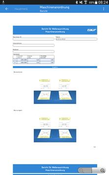 SKF Machine train alignment Screenshot 14