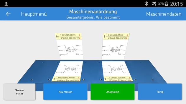 SKF Machine train alignment Screenshot 1